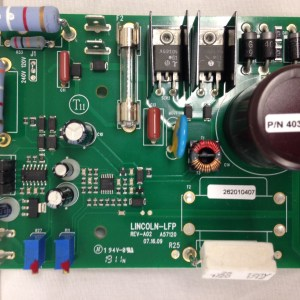 Lincoln 1000 Series Speed Control Board