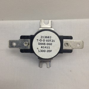 Cres-Cor High Limit Switch.
