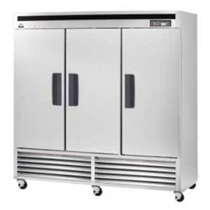 Blue Air 3 Section RefrigeratorBSR72