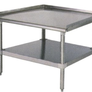 """24"""" All Stainless Steel Equipment Stand ESSS-302"""