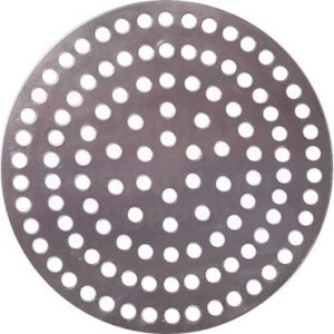 """8"""" Aluminum Perforated Disk SW0474"""