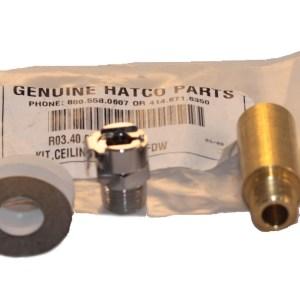 Hatco Ceiling Drain Kit