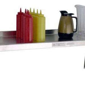 """60"""" Stainless Steel Wall ShelfSW0571"""