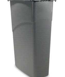 Slim Jim Waste Container 23 gal.SW0598