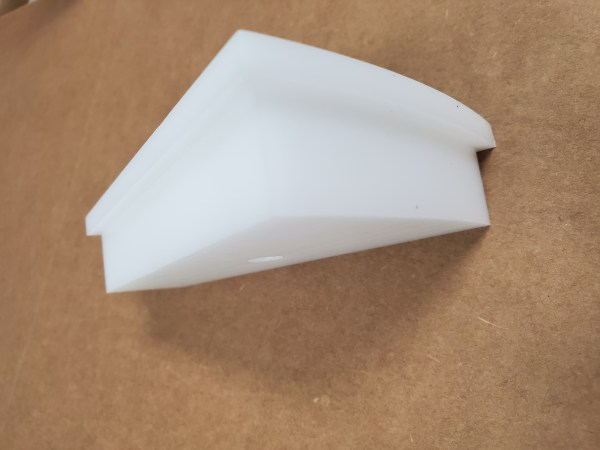 Xebeco Outer Plate. Part# S5261002-P