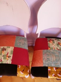 This Way Upcycle - Vintage upholstery