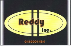 Reddy Inc logo