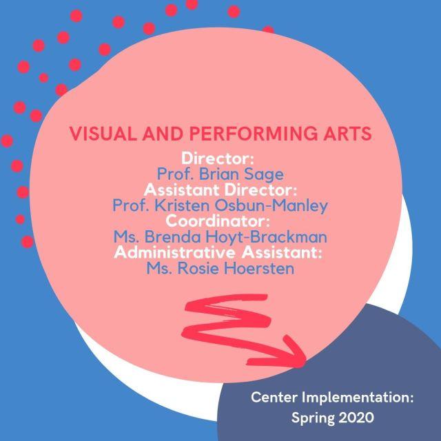 Visual and Performing Arts Leadership