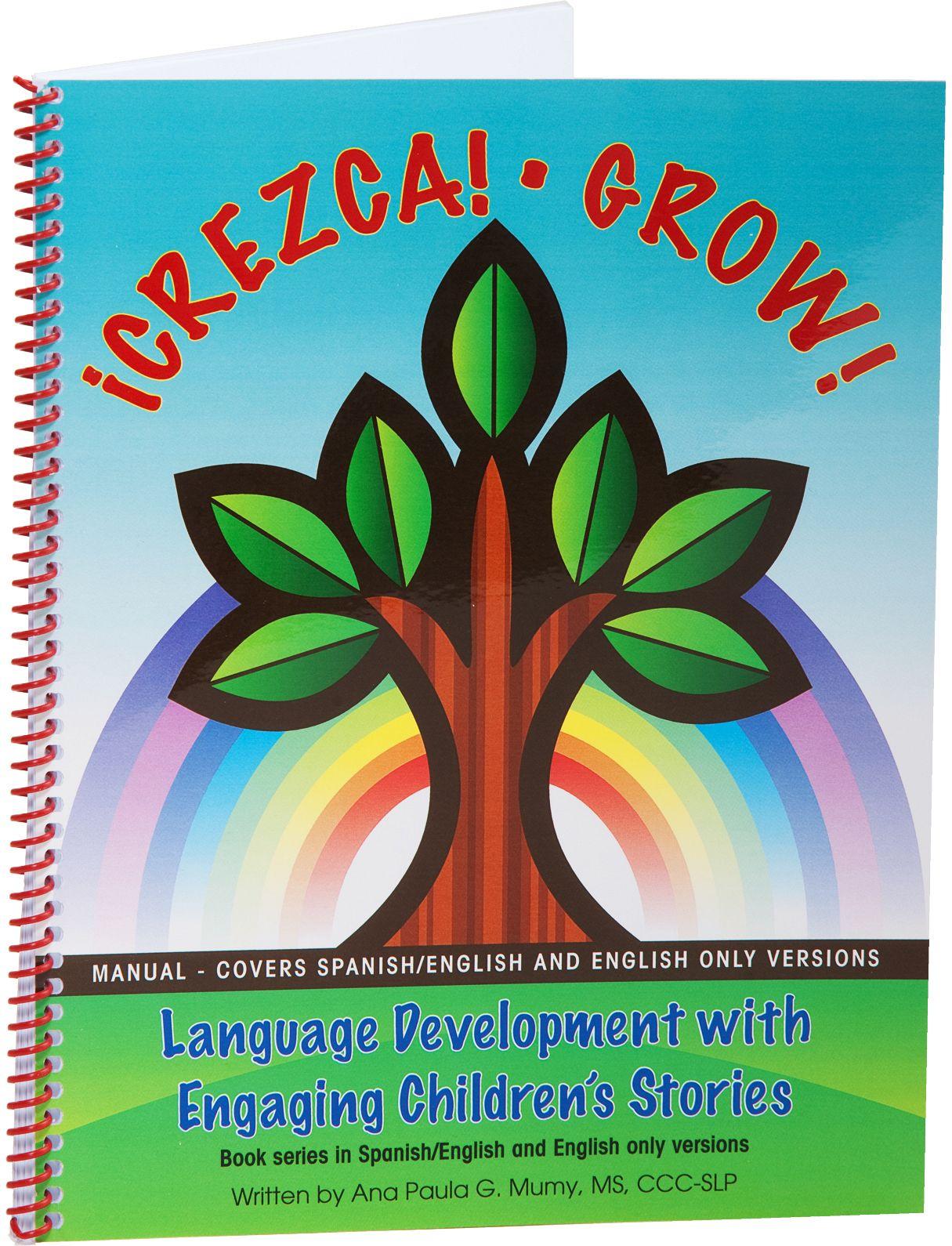 Grow Speech Amp Language Storybooks