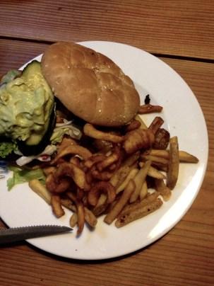 Burger-buffet