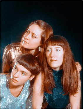 Stealing Sheep Premiere their single 'Greed,' off their forthcoming album 'Not Real,'