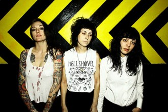 The Coathangers share new song from their split with Black Lips,