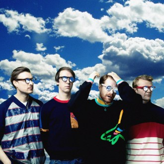 """Django Django have released a new video for their single """"Shot Down"""" the track comes off 'Born Under Saturn'."""