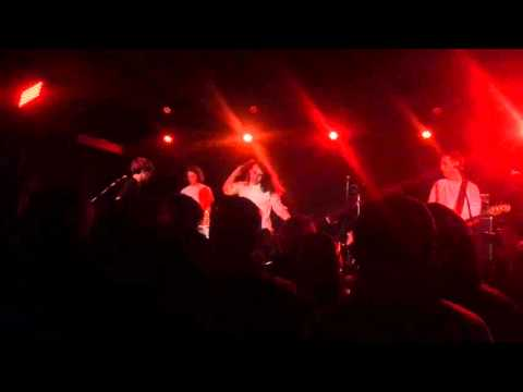 Review: Spector live in New York City at the band's December 3rd at The. Mercury Lounge.