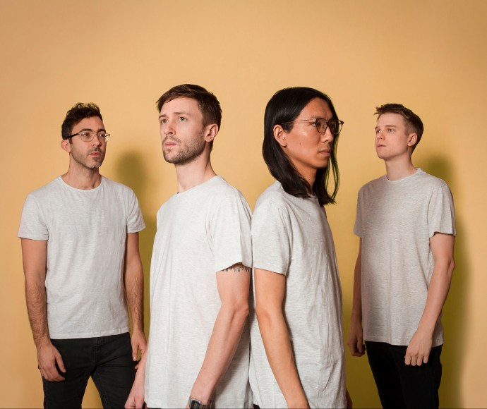 """TELEMAN return with new single, produced by Dan Carey, """"Fall In Time"""""""