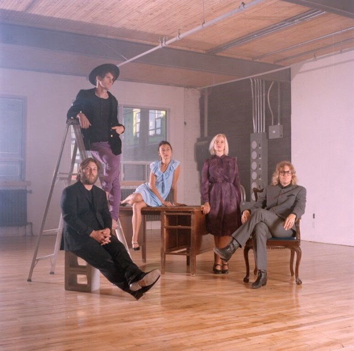 """The Besnard Lakes share """"The Plain Moon"""", the song comes off their forthcoming release 'A COLISEUM COMPLEX MUSEUM',"""