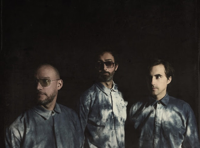 LNZNDRF announce debut self-titled album, available February 19th via 4AD.