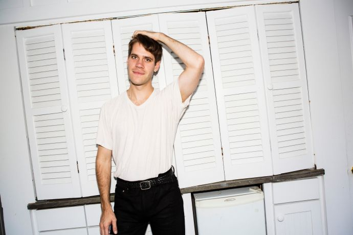 Interview with Aaron Maine AKA: Porches