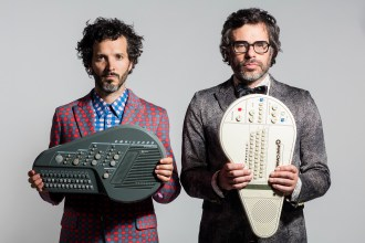 Flight of the Conchords announce tour dates