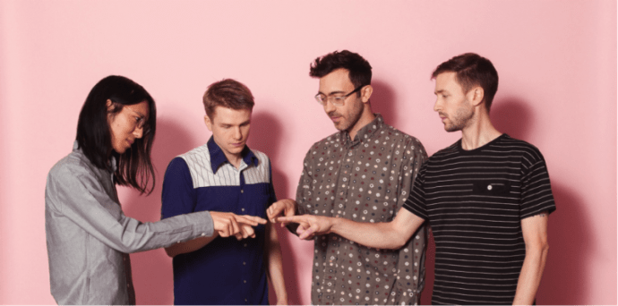 """Teleman drop New Single """"Dusseldorf"""",. The track comes off Teleman's forthcoming release 'Brilliant Sanity'"""