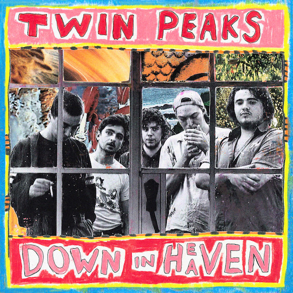 "Twin Peaks Announce new LP 'Down In Heaven', share first single ""Walk To The One You Love"""