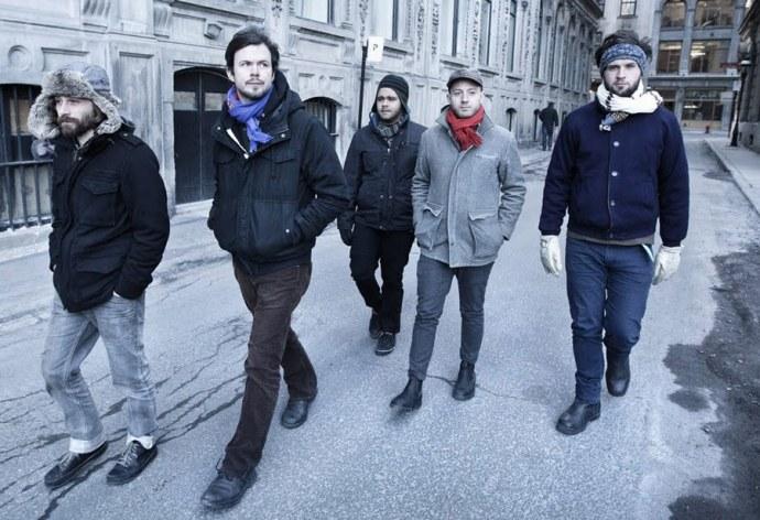 "Wintersleep have premiered their latest single ""Santa Fe""."