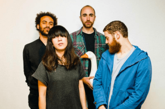 "Yuck share new single ""Cannonball"". The song comes off their forthcoming LP 'Stranger Things', out February 26th via Mamé Records."