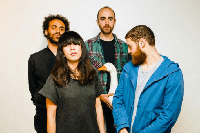 """Yuck share new single """"Cannonball"""". The song comes off their forthcoming LP 'Stranger Things', out February 26th via Mamé Records."""