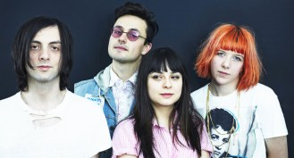 "Dilly Dally release new video for ""Snake Head"". The track is off Dilly Dally's LP 'Sore'"