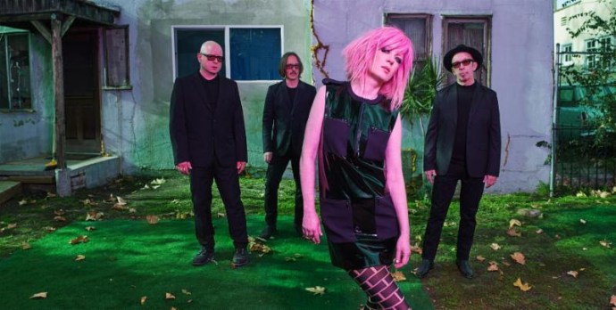 Garbage announces new album 'Strange Little Birds', due for release on June 10th