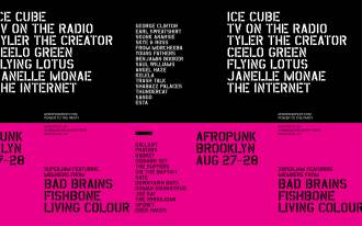 Afropunk Brooklyn 2016 announces lineup. Artists taking part include Earl Sweatshirt, TV On the Radio and many more