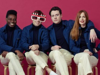 """Metronomy Announce Album 'SUMMER 08', share the video for lead-track """"Old Skool"""" (with Mixmaster Mike)."""