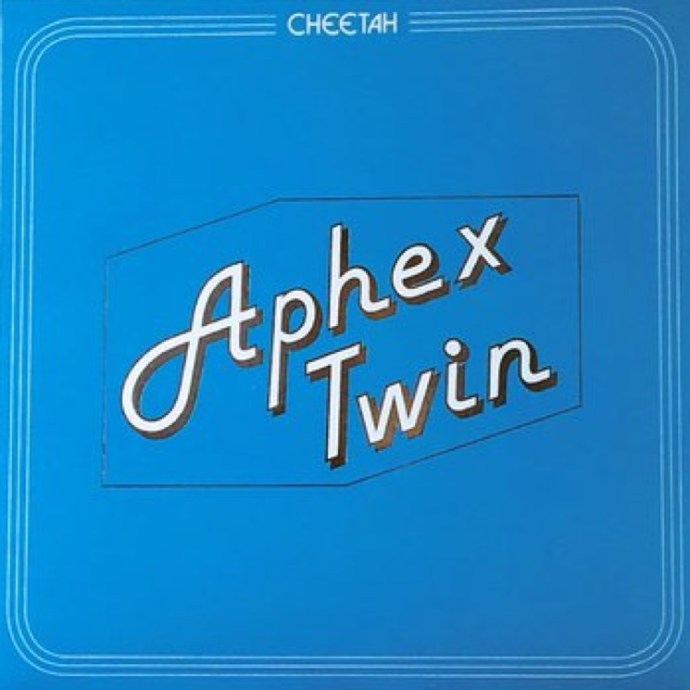 Aphex Twin releases his new EP 'Cheetah' on June 10th via Warp Records.