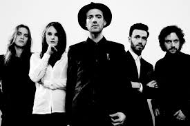 "THE VEILS Premiere Music Video For ""Axolotl,"" Single From New Album 'Total Depravity,' Co-Produced By El-P"