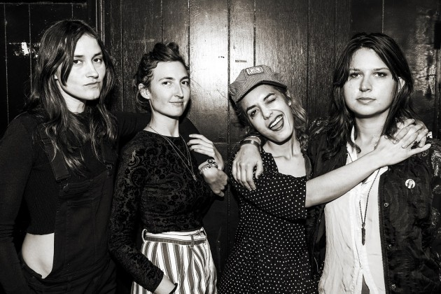 Warpaint add new dates to fall tour