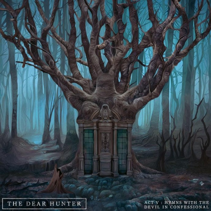 """The Dear Hunter shares """"The Revival"""", the track is off their LP Act V: Hymns With The Devil In Confessional."""