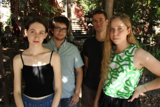 """Frankie Cosmos premieres their new video for """"Young"""""""