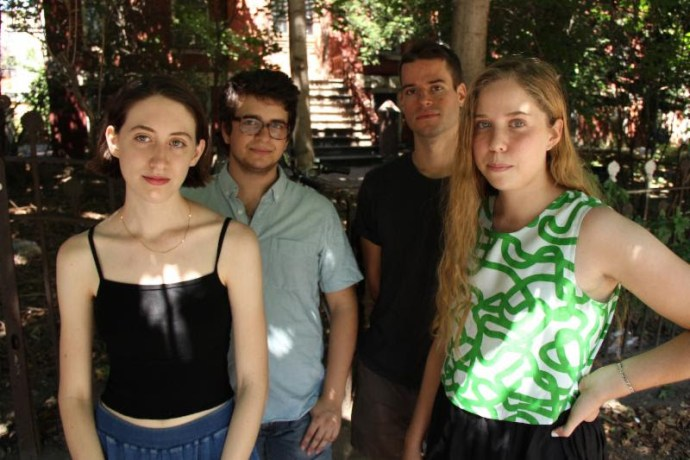 "Frankie Cosmos premieres their new video for ""Young"""