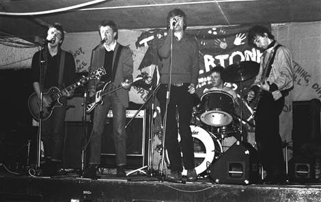 """The Undertones release Kevin Shields remix of 1979 single 'Get Over You"""""""