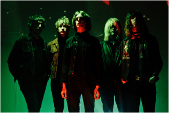 """TOY have shared the new video to """"I'm Still Believing"""", the lates tsingle off their forthcoming LP Clear Shot"""