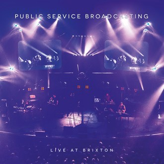 Public Service Broadcasting 'Live at Brixton' album review by Matthew Wardell.