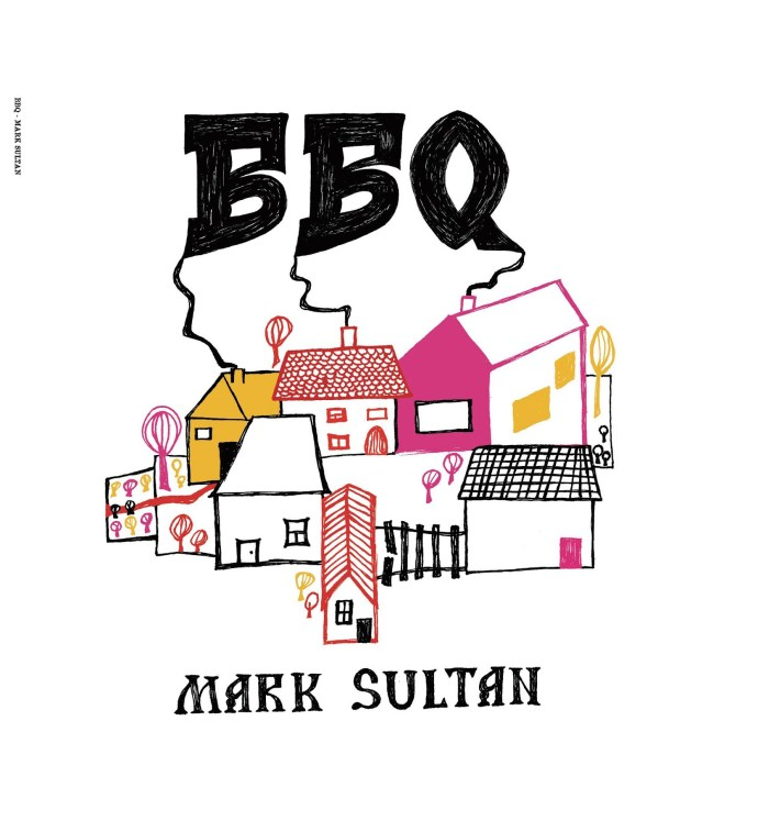 Mark Sultan Streams new album 'BBQ', the album is now out on In The Red.