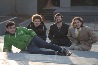 """Dead Legs"""" by Active Bird Community is Northern Transmissions' 'Song of the Day'."""