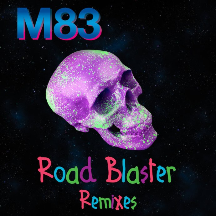 "M83 Releases ""Road Blaster"" EP. The album includes remixes by Maps, Mount, Laurer, and (Lee Van Dowski."