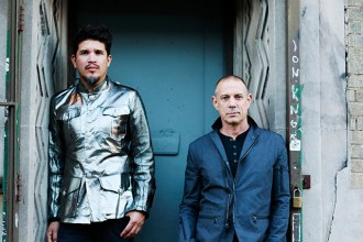 "Northern Transmissions' 'Song of the Day' is ""Let The Chalice Blaze"" by Thievery Corporation"