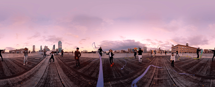 """The Range releases virtual reality video for """"Florida"""""""
