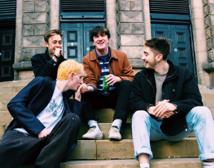 "Party Hardly Release New Single ""Have You Got Time"""