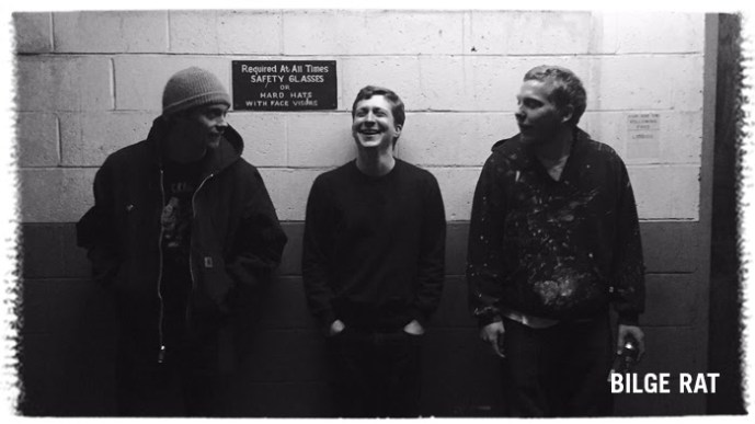 """Bilge Rat, have released a brand new video for their single """"Orb the Horse""""."""
