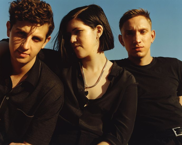 """The xx release video for """"Say Something Loving""""."""