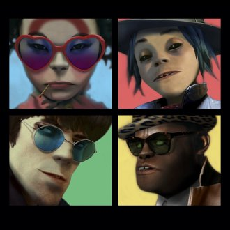 Review of Gorillaz 'Humanz' the band Return with a huge but constantly impressive